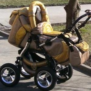 Продам детскую коляску джип - трансформер